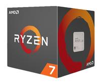 CPU AMD Ryzen 7 1700 with Wraith Spire 95W cooler 3.7Ghz 20MB 65W AM4 BOX